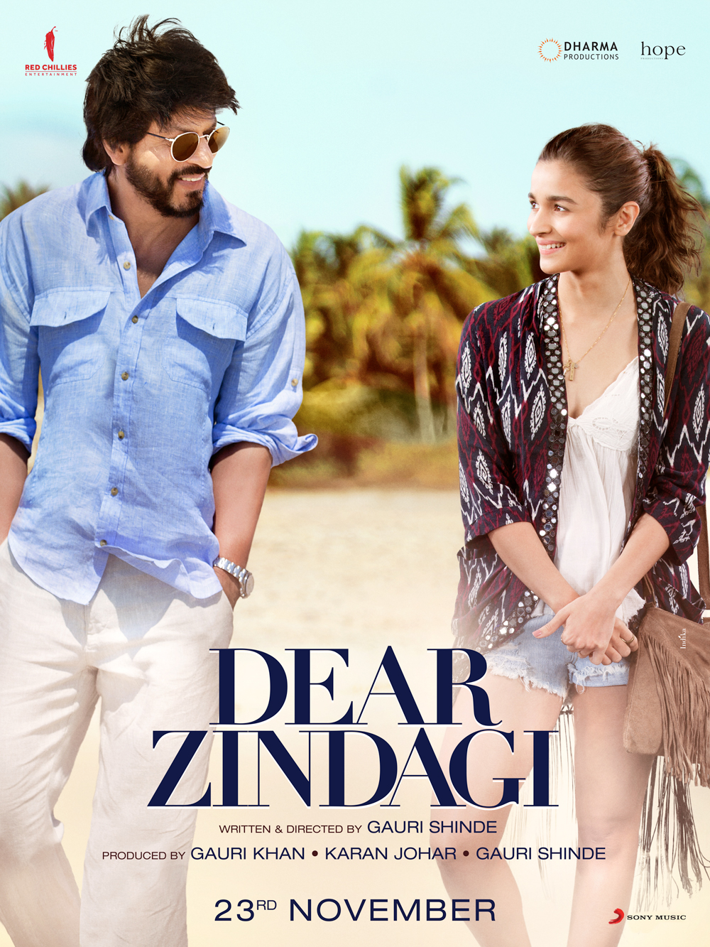 Dear Zindagi (2016) Hindi Full Movie 480p, 720p, 1080p Download