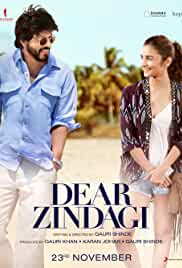 Dear Zindagi | 2016 | 1 GB | Hindi | 720p | BluRay