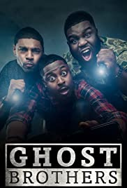 Ghost Brothers Poster