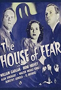 Primary photo for The House of Fear