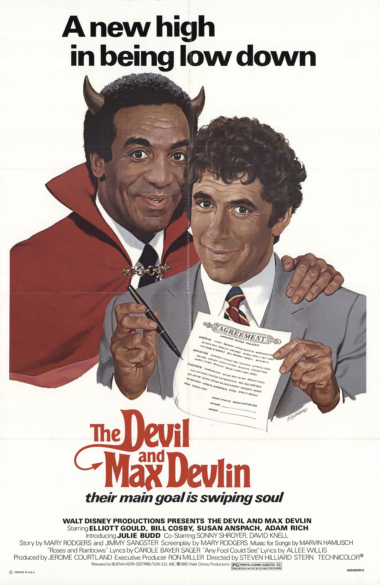 The Devil and Max Devlin (1981) - IMDb