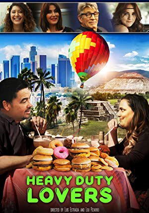 Download Heavy Duty Lovers (2021) Dual Audio (Hindi-English) 720p [930MB]
