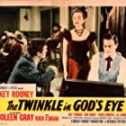 Joey Forman, Coleen Gray, and Hugh O'Brian in The Twinkle in God's Eye (1955)