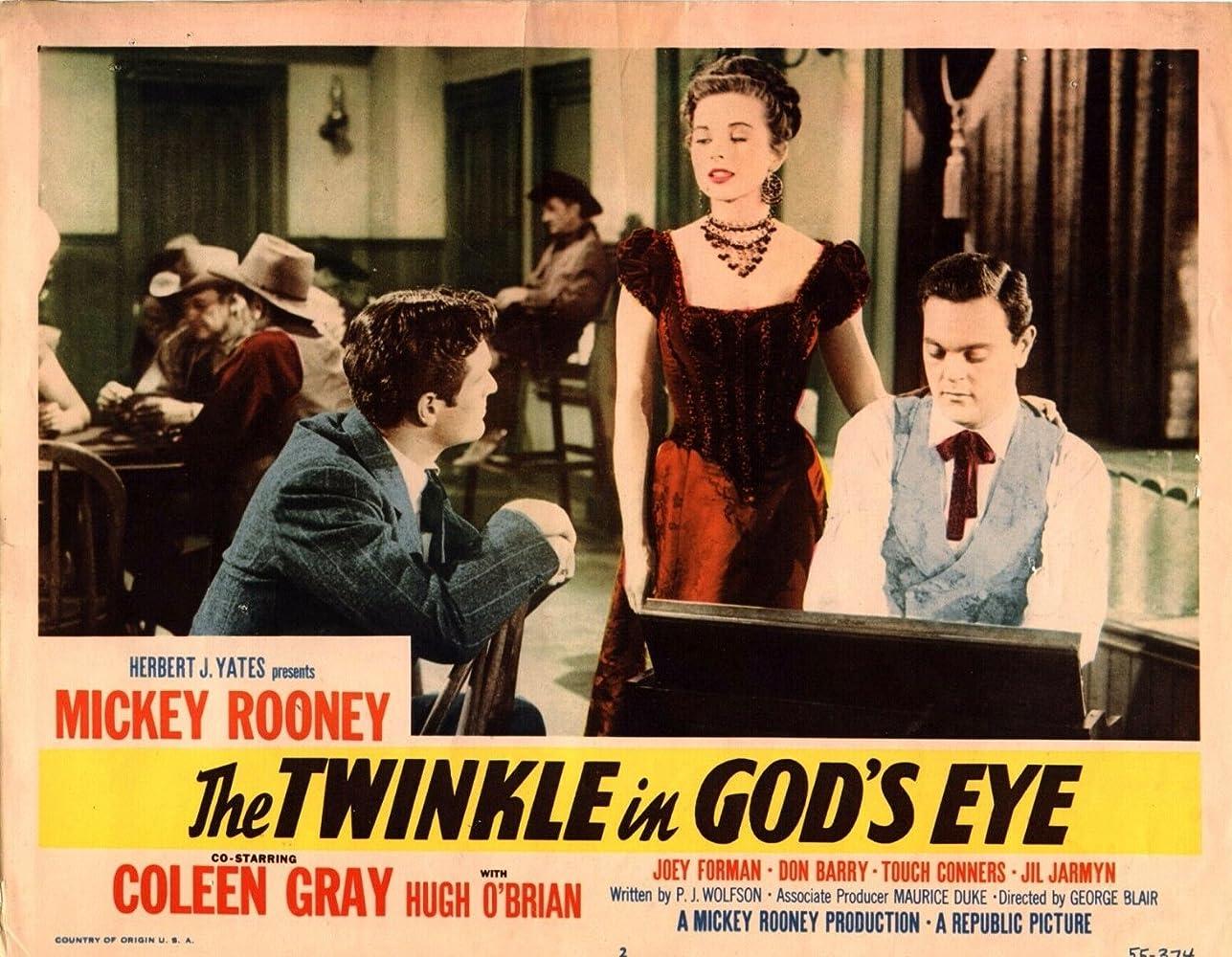 A Twinkle In Gods Eye