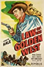 Law of the Golden West (1949) Poster