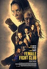 Dolph Lundgren, Amy Johnston, Folake Olowofoyeku, Cortney Palm, and Levy Tran in Female Fight Club (2016)