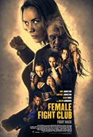 Female Fight Squad Poster