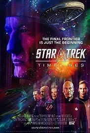 Star Trek Timelines Poster