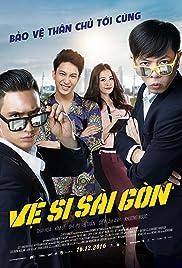 Saigon Bodyguards Poster