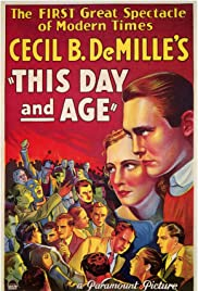 This Day and Age (1933) starring Charles Bickford on DVD on DVD