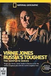 Vinnie Jones: Russia's Toughest Poster