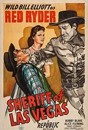 Sheriff of Las Vegas Poster