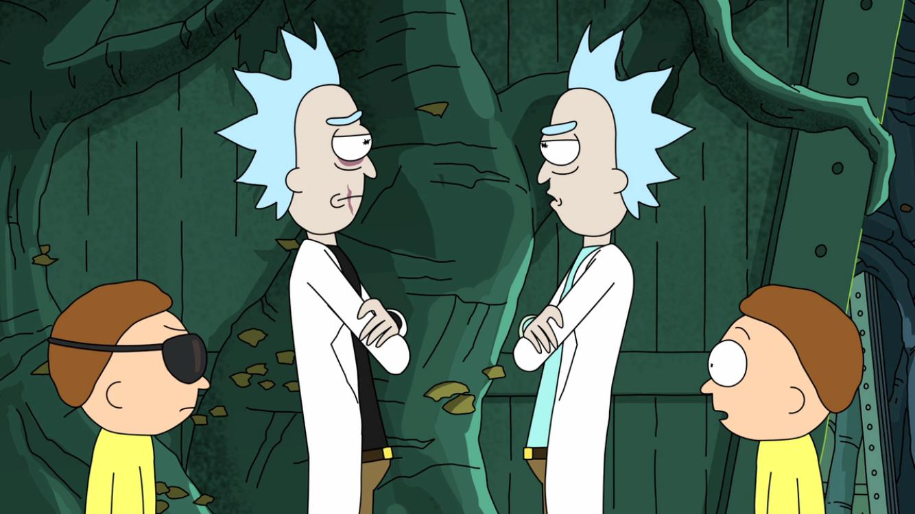 Rick And Morty Close Rick Counters Of The Rick Kind Tv Episode