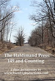The Haldimand Press: 149 and Counting Poster