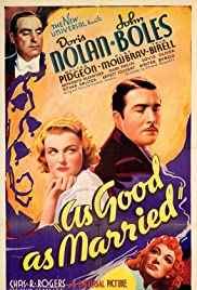 As Good as Married Poster