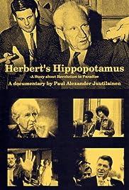 Herbert's Hippopotamus Poster