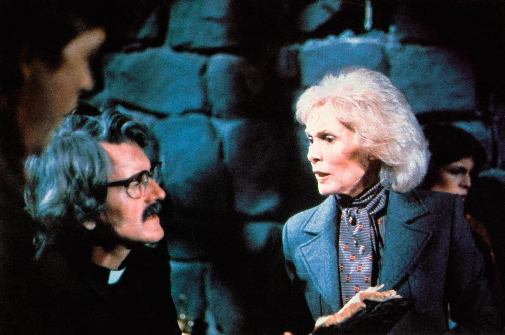 Jamie Lee Curtis, Hal Holbrook, and Janet Leigh in The Fog (1980)