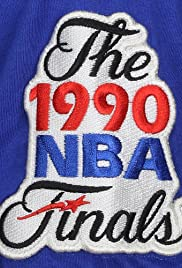 The 1990 NBA Finals Poster