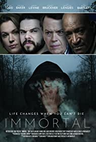 Dylan Baker, Agnes Bruckner, Samm Levine, and Tony Todd in Immortal (2019)