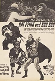 Rat Pfink a Boo Boo (1966) Poster - Movie Forum, Cast, Reviews