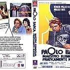 Pinuccio Ardia, Paola Borboni, Magali Noël, Renato Pozzetto, and Liana Trouche in Paolo Barca, maestro elementare, praticamente nudista (1975)