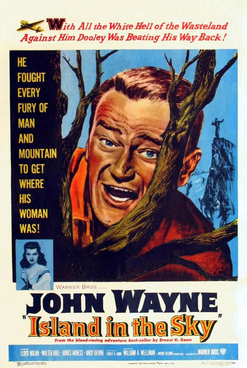 Island in the Sky (1953) - IMDb