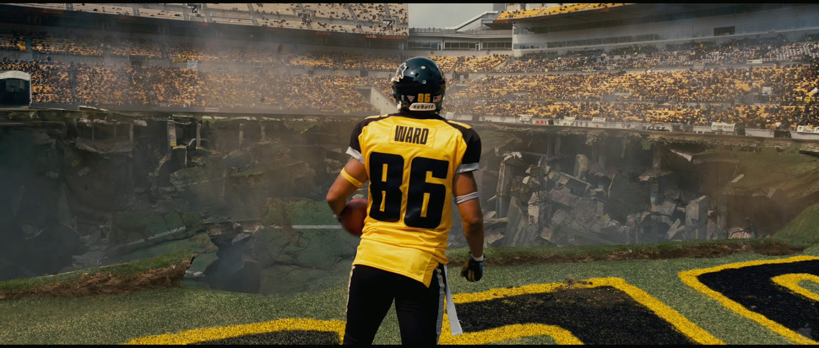 Hines Ward in The Dark Knight Rises (2012)