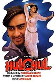 Hulchul (1995) Full Movie Watch Online Download thumbnail