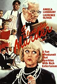 A Talent for Murder Poster