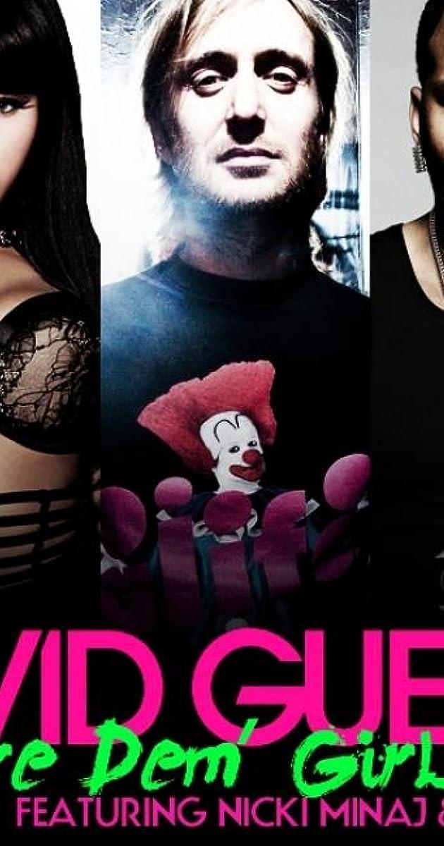 David Guetta Feat  Flo Rida and Nicki Minaj: Where Them