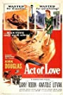 Act of Love (1953) Poster