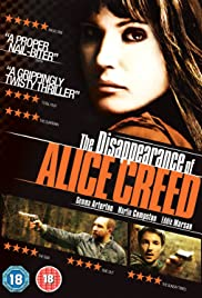 The Disappearance of Alice Creed (2009) การหายตัวไปของอลิซ