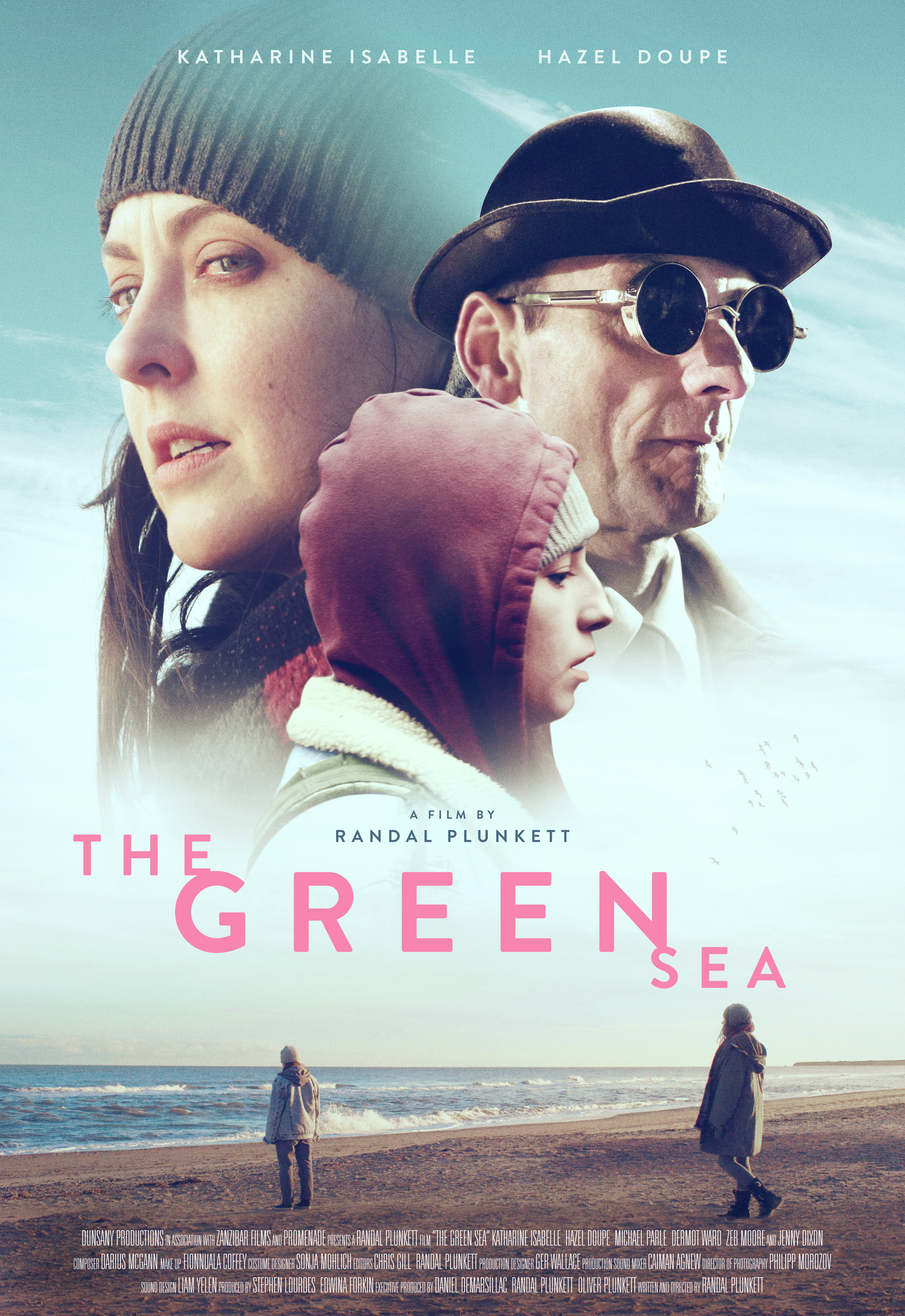 The Green Sea poster image