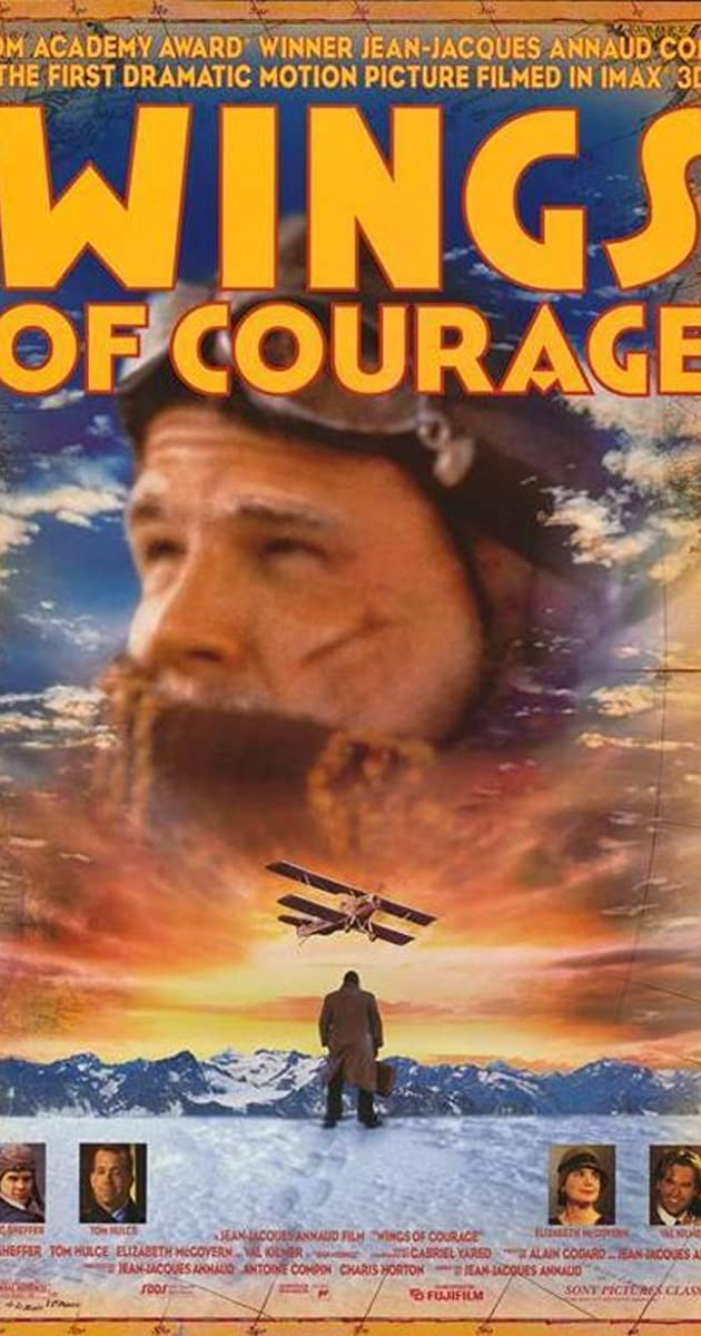 Wings of Courage (1995) - Plot Summary - IMDb