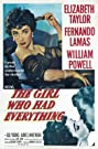 The Girl Who Had Everything (1953) Poster