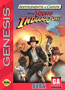 Young Indiana Jones and the Instruments of Chaos