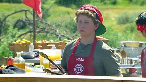 Masterchef Junior: Red Team Serves Empty Plates