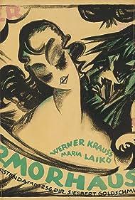 Werner Krauss, Marija Leiko, and J. Fenneker in Ewiger Strom (1920)