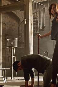 Gideon Emery, Tyler Hoechlin, and Felisha Terrell in Teen Wolf (2011)