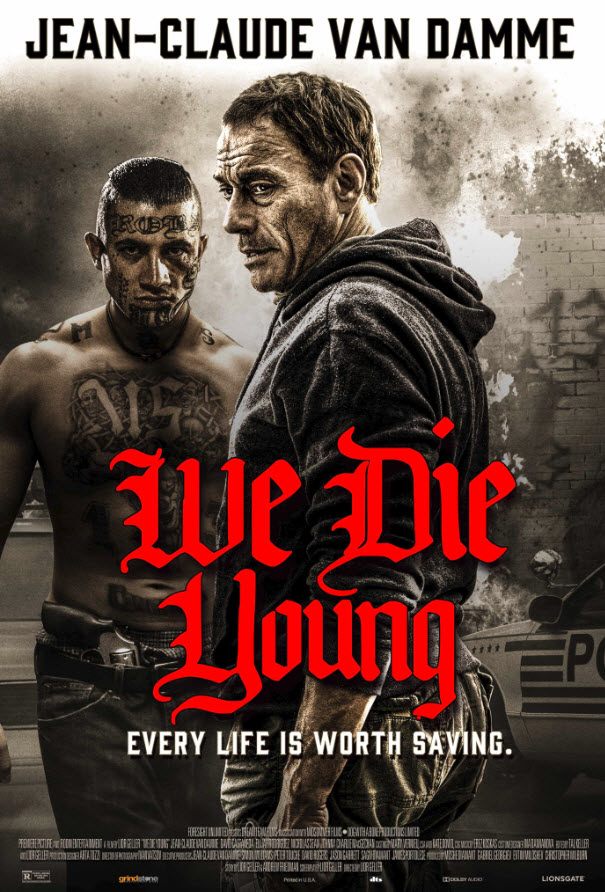 We Die Young 2019 English 250MB HDRip Download