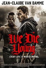 Jean-Claude Van Damme, David Castañeda, and Dean John-Wilson in We Die Young (2019)