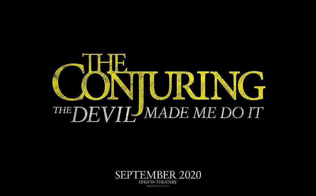 V zajatí démonov 3: Prinútil ma k tomu diabol (2021)