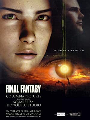 Final Fantasy The Spirits Within Movie Script