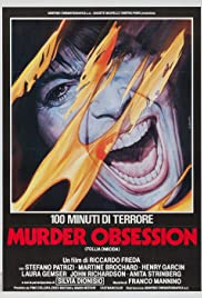 Murder Syndrome (1981) Poster - Movie Forum, Cast, Reviews