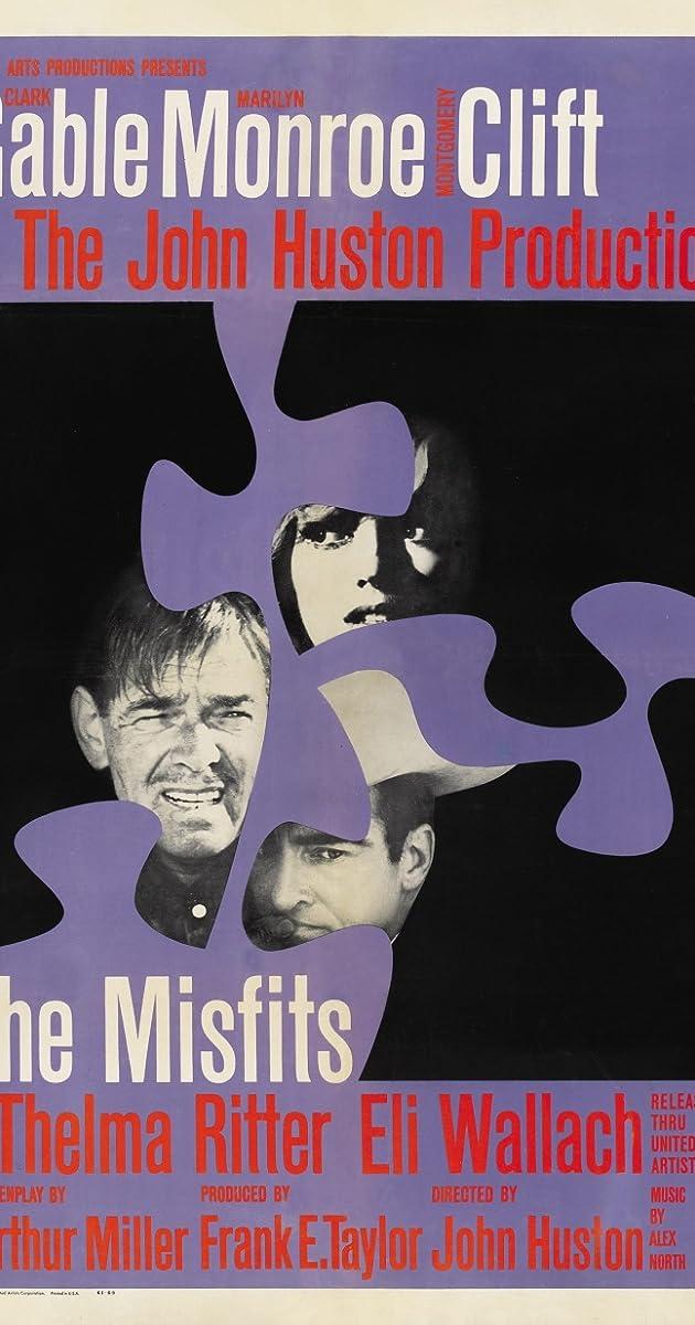 The Misfits (1961) Subtitles