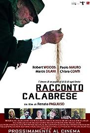 Racconto Calabrese Poster