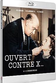 Henri Crémieux, Robert Dalban, Jean Debucourt, Yves Deniaud, and Richard Pottier in Ouvert contre X... (1952)