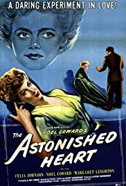 The Astonished Heart Poster