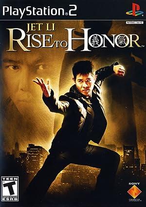 Jet Li Rise to Honor Movie