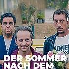 Fabian Busch, Hans Löw, and Bastian Pastewka in Sommer nach dem Abi (2019)
